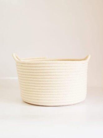 medium cotton basket