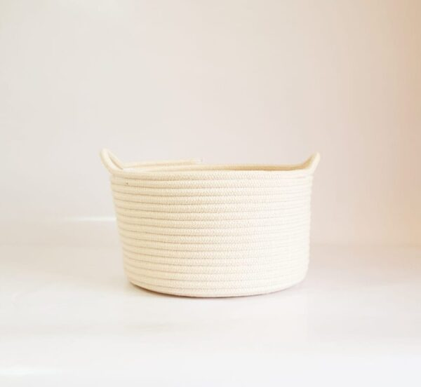 medium cotton basket