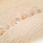 rope rug details