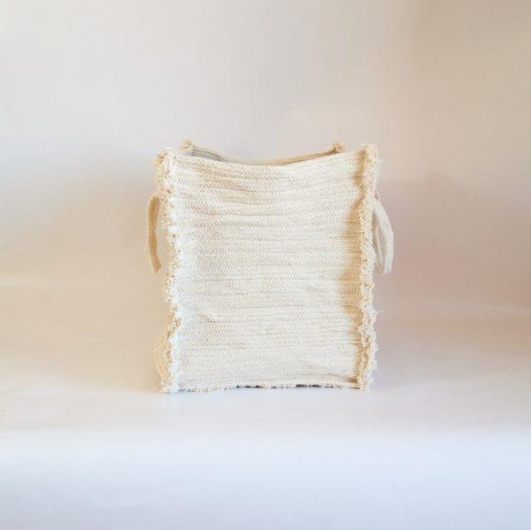 Cube cotton basket