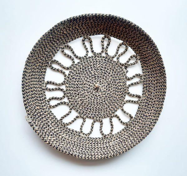 boho wall plate