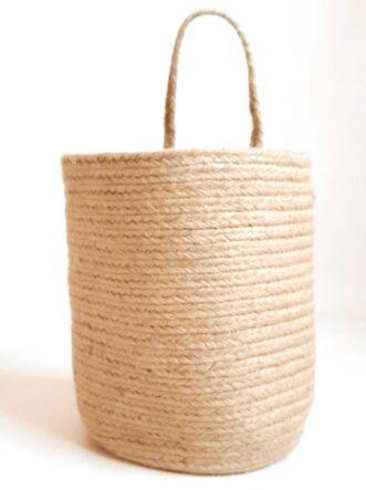set of 2 hanging baskets