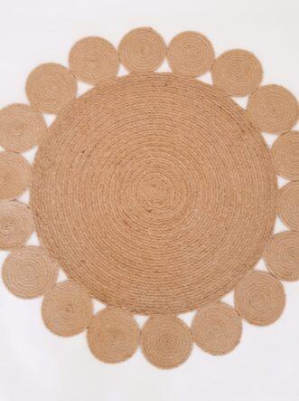 100 cm Indian rug