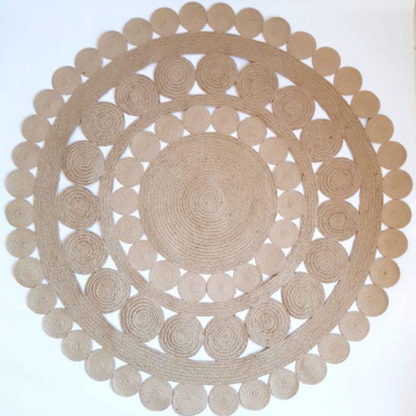 140 cm Indian rug